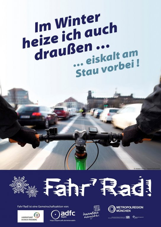 Flyer Fahr Rad